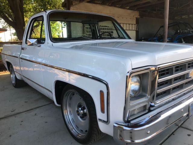 Truck Bed Spray Liner >> Slammed Silverado C10 Chevy Hot Rod Patina Pickup Detroit ...