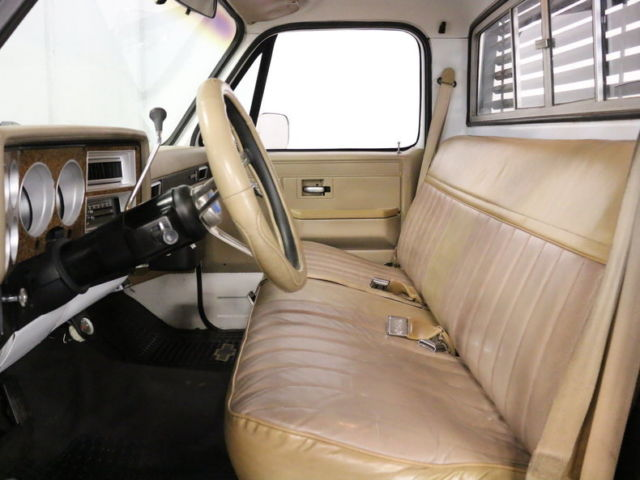 solid clean c20 texas truck 454 v8 clean interior and recent repaint cool classic. Black Bedroom Furniture Sets. Home Design Ideas
