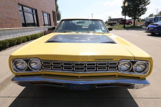 solid california car approx 500 hp classic plymouth road runner 1968 for sale. Black Bedroom Furniture Sets. Home Design Ideas