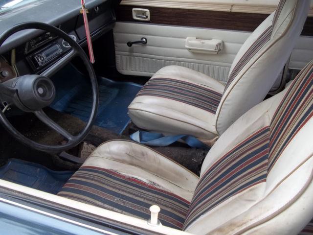 Used Dodge Dart >> SPIRIT OF 76' DODGE DART LITE - Classic Dodge Dart 1976 ...