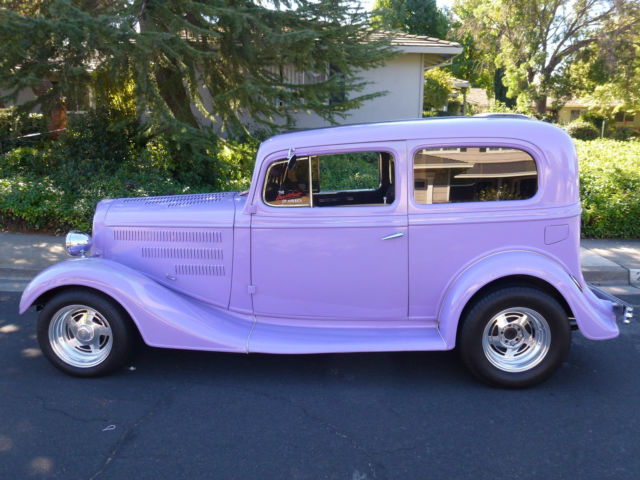 Purple Chevy Spark >> Steel body 34 Chevy sedan - Classic Chevrolet Other 1934 for sale