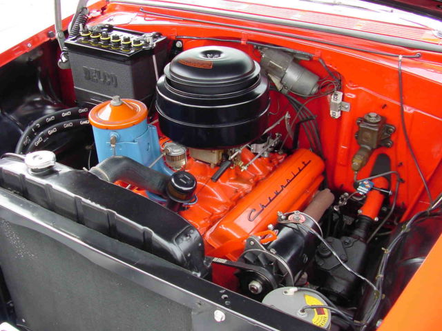 Maxresdefault also Left Front additionally F furthermore Chevy additionally . on 1955 chevy bel air