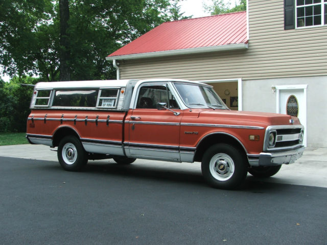 Knoxville Used Cars >> Street Outlaws FarmTruck AZN 1970 Chevy c-10 pickup ...