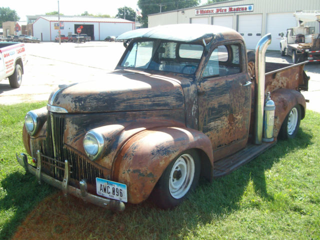 Studebaker Pickup Truck The Ultimate Rat Rod Hot Rod