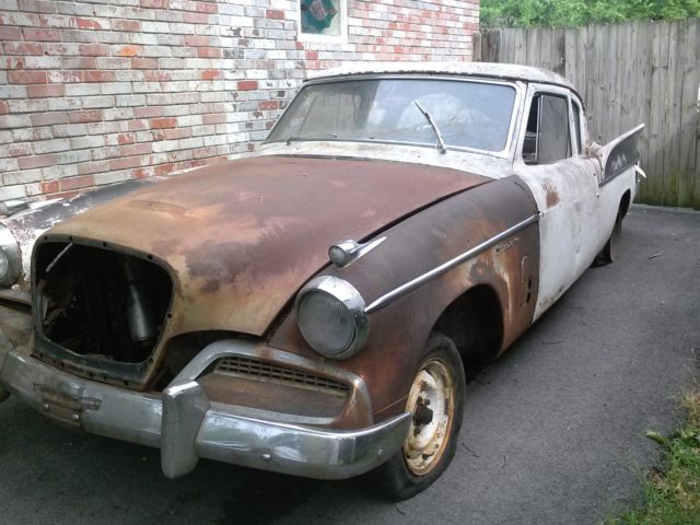 Studebaker Silver Hawk Parts Or Project Car Classic