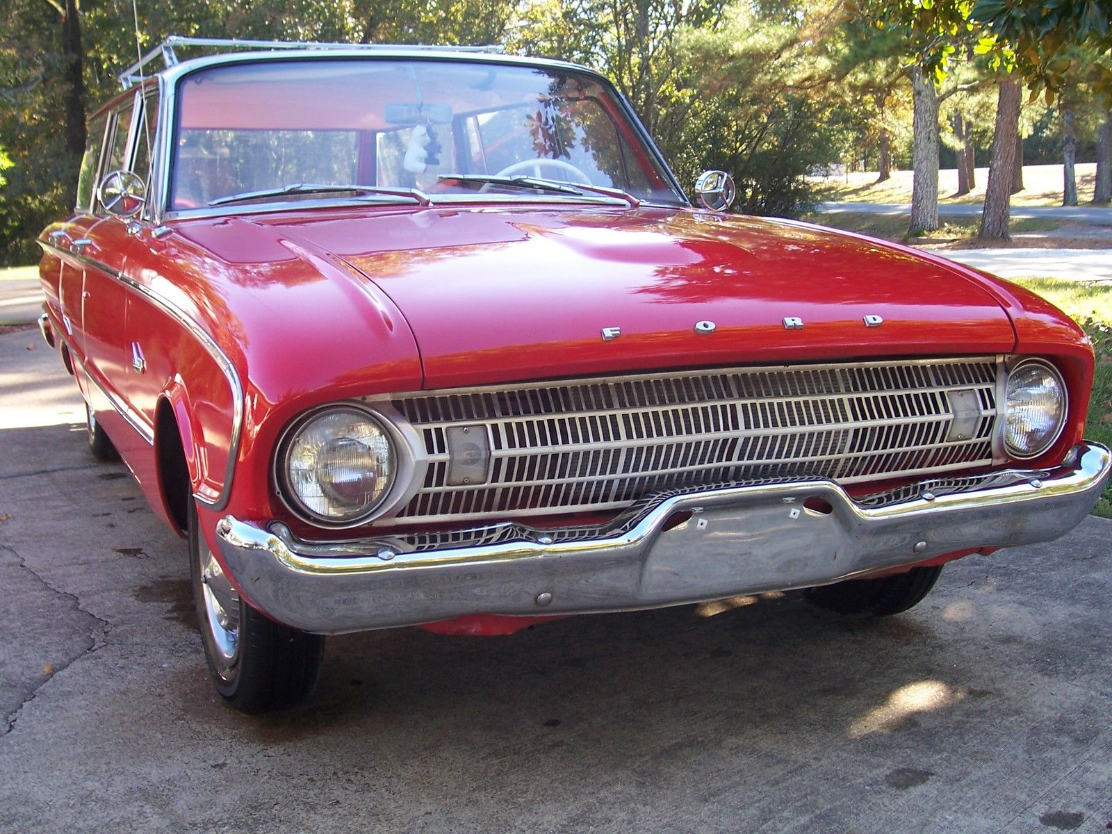 Stunning 1961 Ford Falcon Sprint Wagon 53k Miles S Match Very Nice 1964 Futura