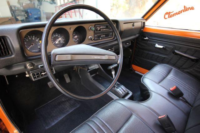 Super clean 1974 Datsun 620 Li'l Hustler Truck! - Classic ...