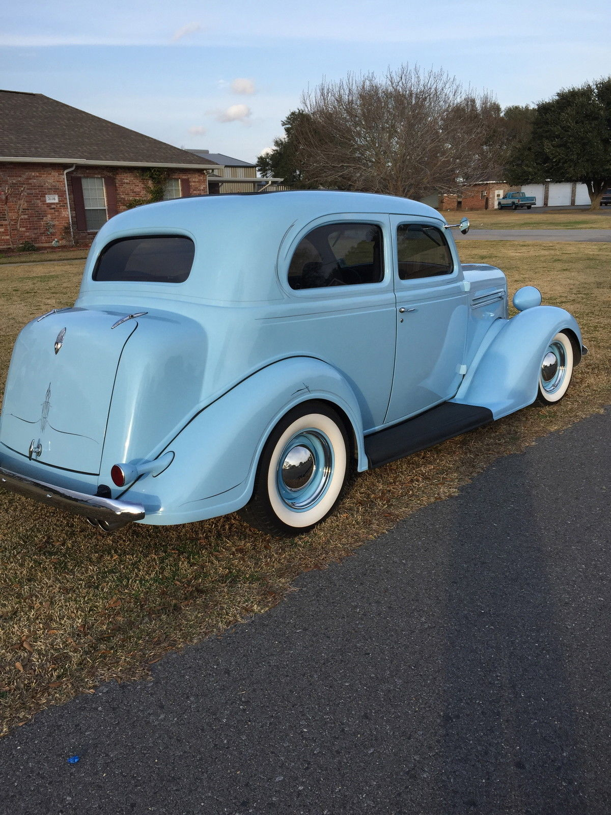 Super nice 1936 plymouth sedan street rod classic dodge for 1936 dodge 4 door sedan