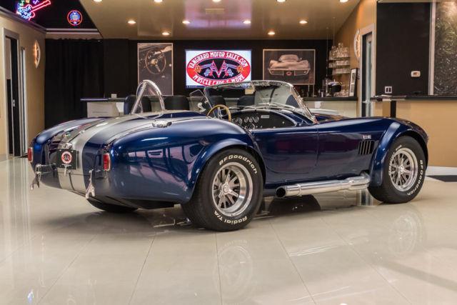 Superformance Cobra Roush Ci V Crate Engine Tremec Tko Speed Low Miles