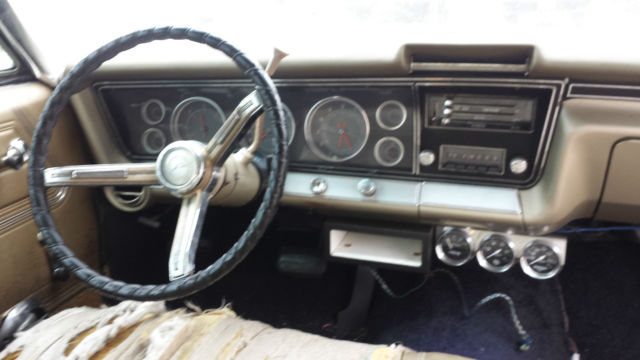 SUPERNATURAL 1967 IMPALA 4DR HARDTOP NO POST BUILD YOUR ...