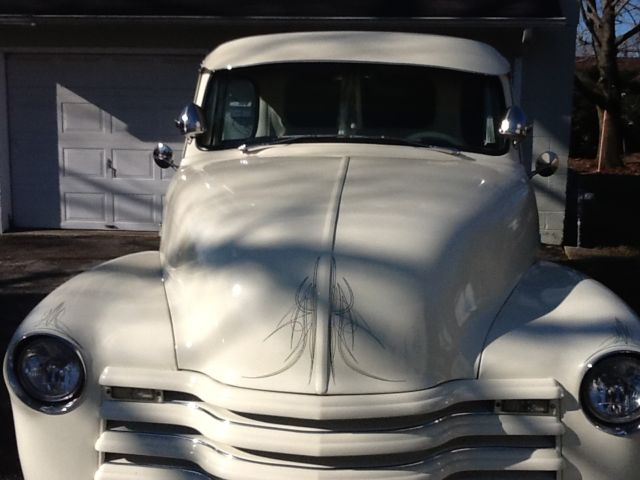 Sweet Quot Cream Puff Quot 1955 Chevy Pickup Truck 3100 First
