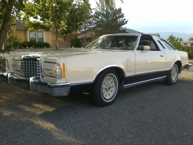 T Top 1978 Thunderbird 1 Of 400 T Roof Convertible