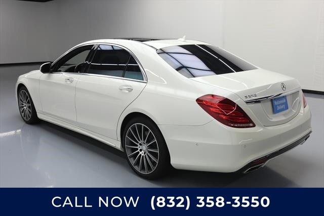 texas direct auto 2014 s 550 used turbo 4 7l v8 32v automatic rwd sedan premium classic. Black Bedroom Furniture Sets. Home Design Ideas
