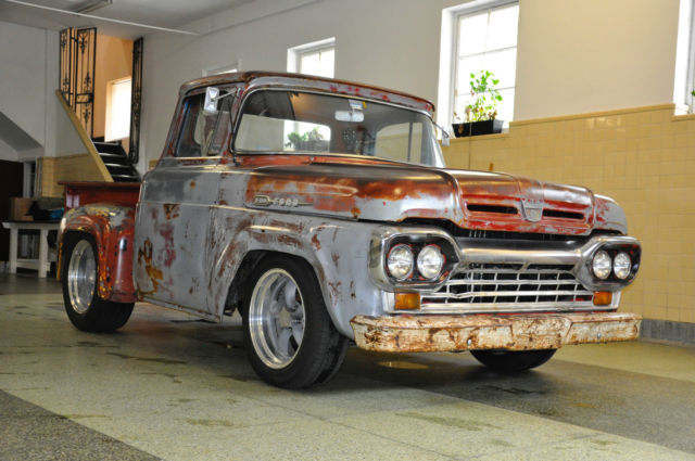 Totally rebuilt F100 - Fuel Injected 5.3 Chevy Vortec ...