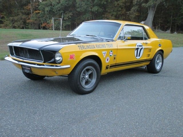 TOTALLY REDONE SHELBY MOVIE CAR CLONE SCCA CHAMP COLLECTOR