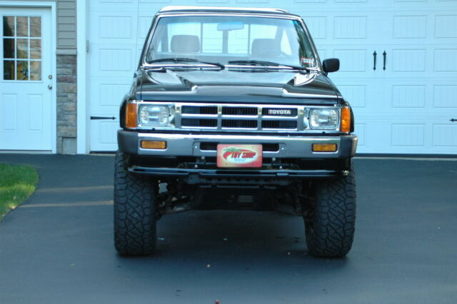 TOYOTA 4X4 TURBO PICKUP TRUCK rare collector classic off road antique find - Classic Toyota