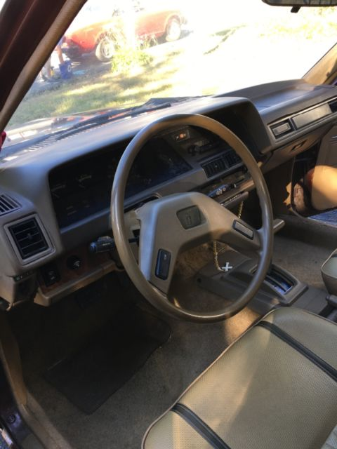 Toyota Corolla Wagon 1980 Classic Toyota Corolla 1980
