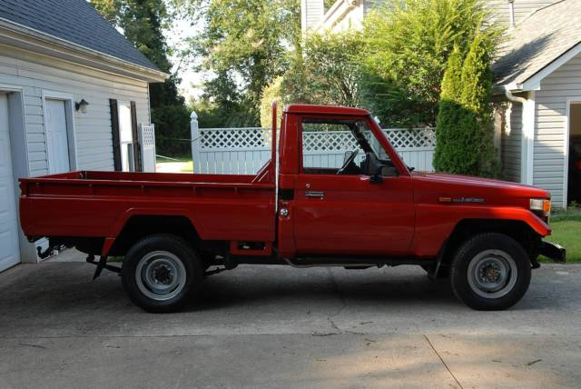 Pickup For Sale Toyota Land Cruiser Pickup For Sale