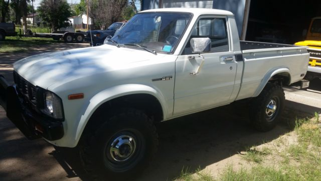 toyota pickup 4wd classic toyota other 1979 for sale. Black Bedroom Furniture Sets. Home Design Ideas