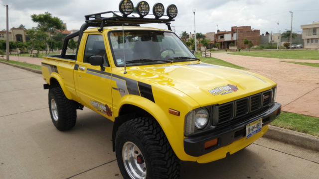 "Cars For Sale Laredo Tx >> Toyota pickup ""Hilux"" 1979 4x4, four cylinder - Classic Toyota Tacoma 1979 for sale"