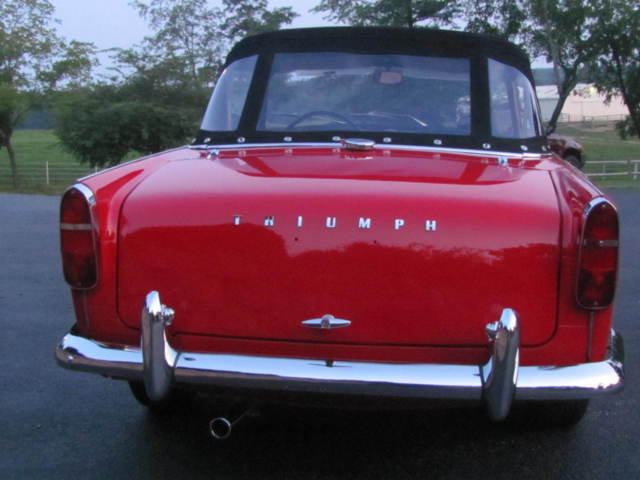 triumph tr4 convertible rare early production ct1652l 7 h3 hid ballast wiring diagram led flashlight wiring diagram wiring tr4 wiring harness at suagrazia.org