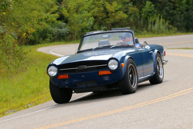 Triumph TR6 - Early VIN 1969 - Many Upgrades - Classic ...