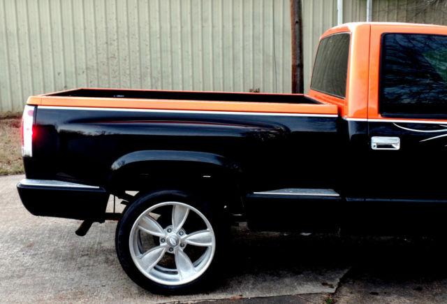 "Chevy Dealership Jackson Ms >> Truck C-10 C/K 1500 SILVERADO KANDY KOLORS 20"" BOYD WHEELS CERVINI'S COWL HOOD - Classic ..."