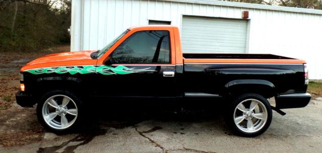 Truck C 10 C K 1500 Silverado Kandy Kolors 20 Quot Boyd Wheels
