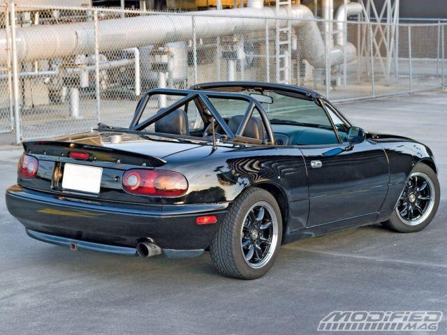 Turbo 1994 Mazda Miata R Package - featured in Modified ...