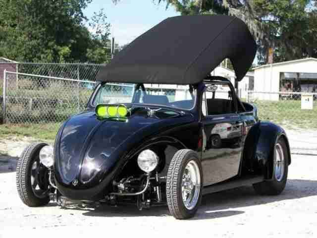 Ultra Custom Vw Beetle Quot Volxrod Quot Hand Built And One Of A