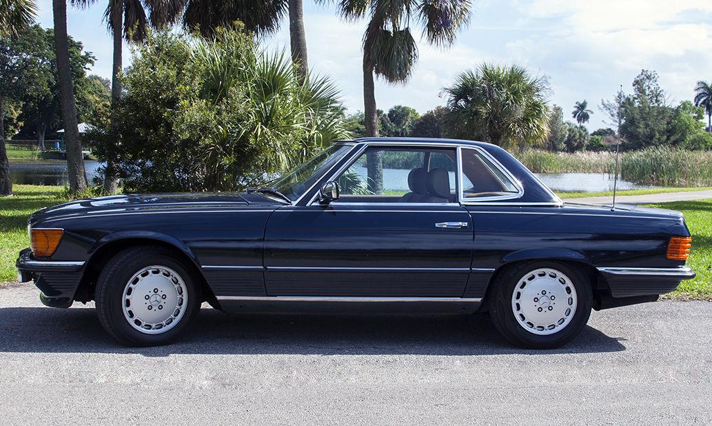 Ultra rare mercedes 1985 500sl european model classic for 1985 mercedes benz 500sl