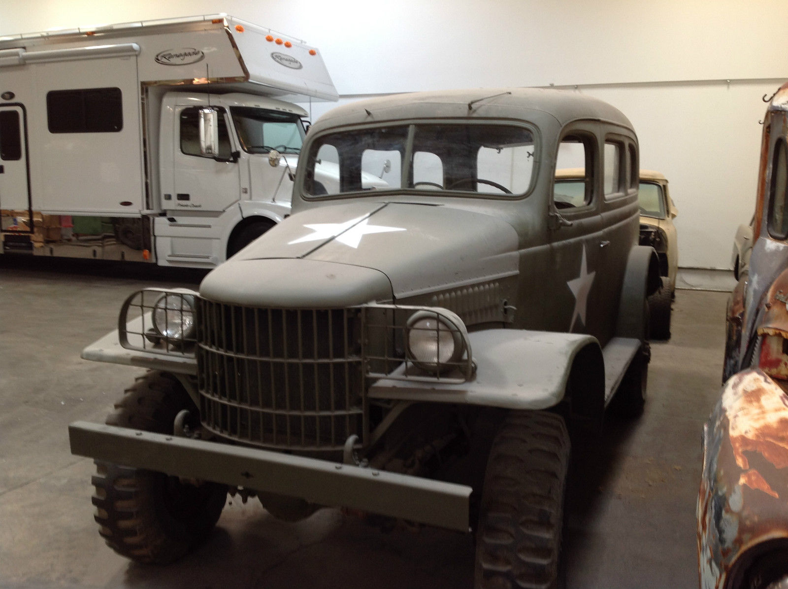 Dodge Power Wagon For Sale >> Unique 1941 Dodge Power Wagon WC US Military - Classic Dodge Power Wagon 1941 for sale