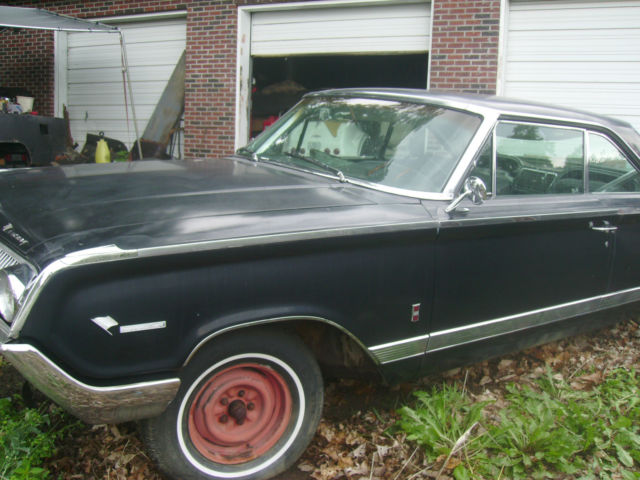 Up For Sell 1964 Mercury Parklane Marauder No Motor Or