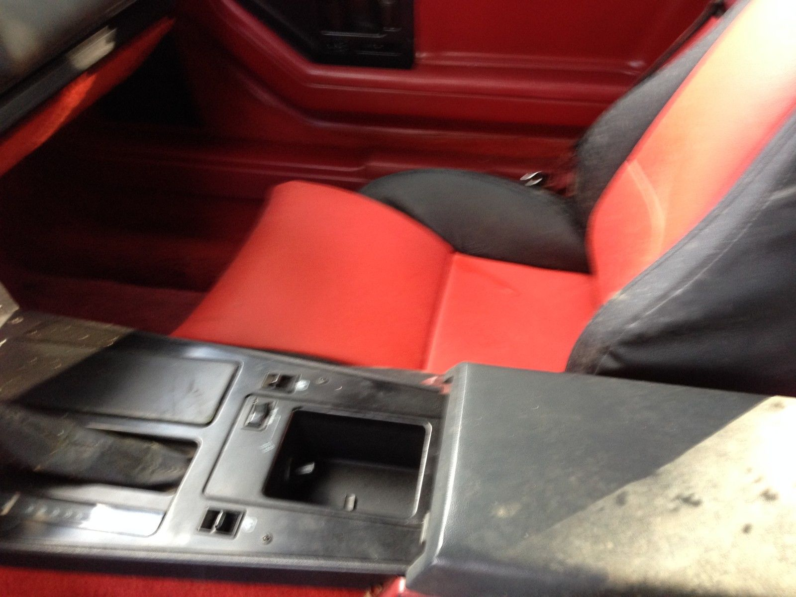 Ventage Clean Garaged Two Owner 1984 Corvette Black With New Interior Classic Chevrolet