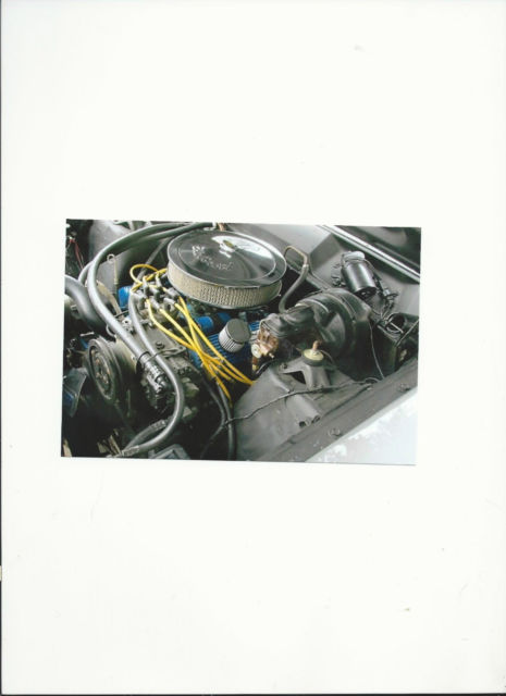 Very good driver 69 Fairlane 500 with many new parts and