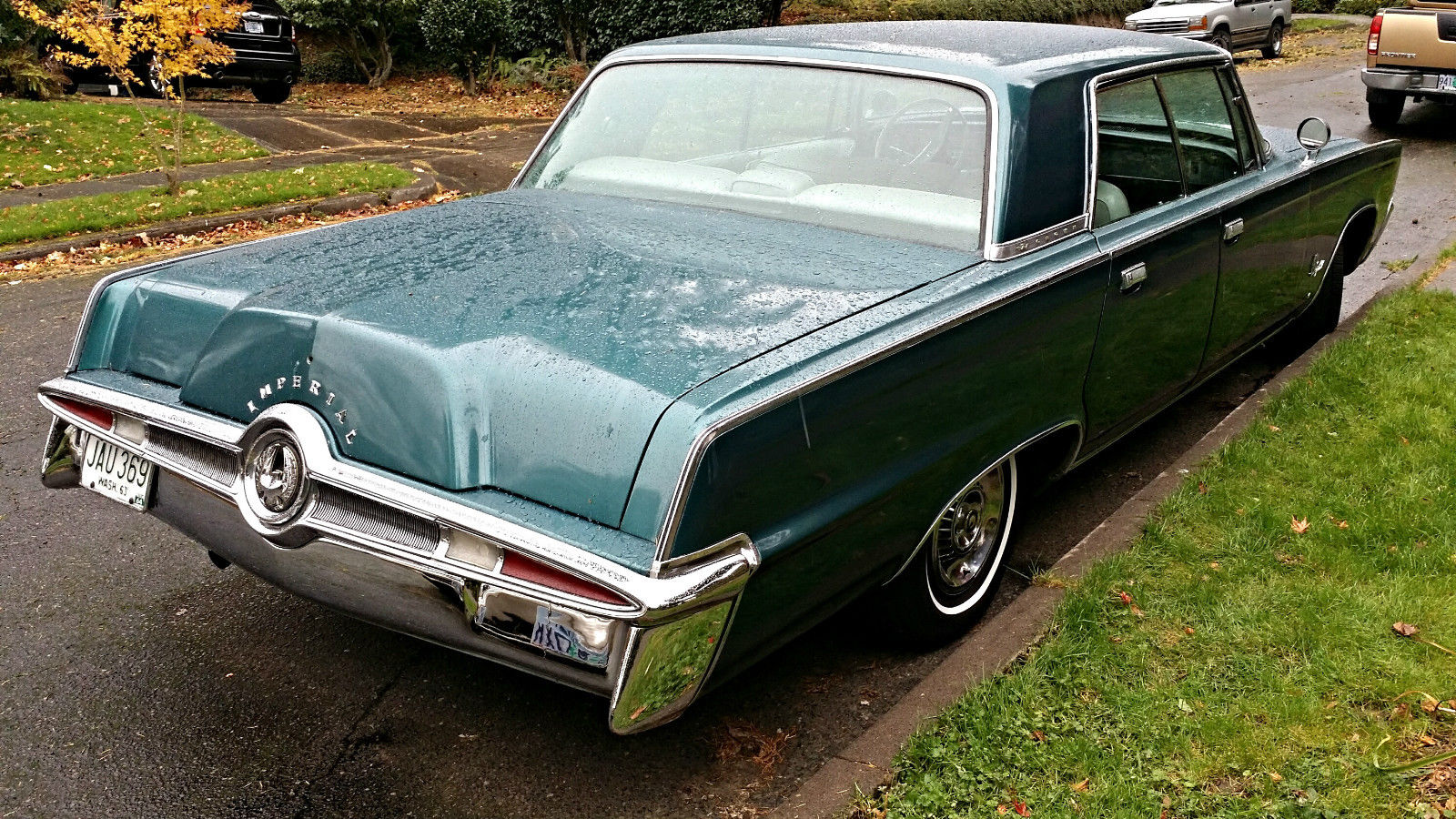 Very Nice 1964 Chrysler Imperial Crown 4dr Hardtop Royal