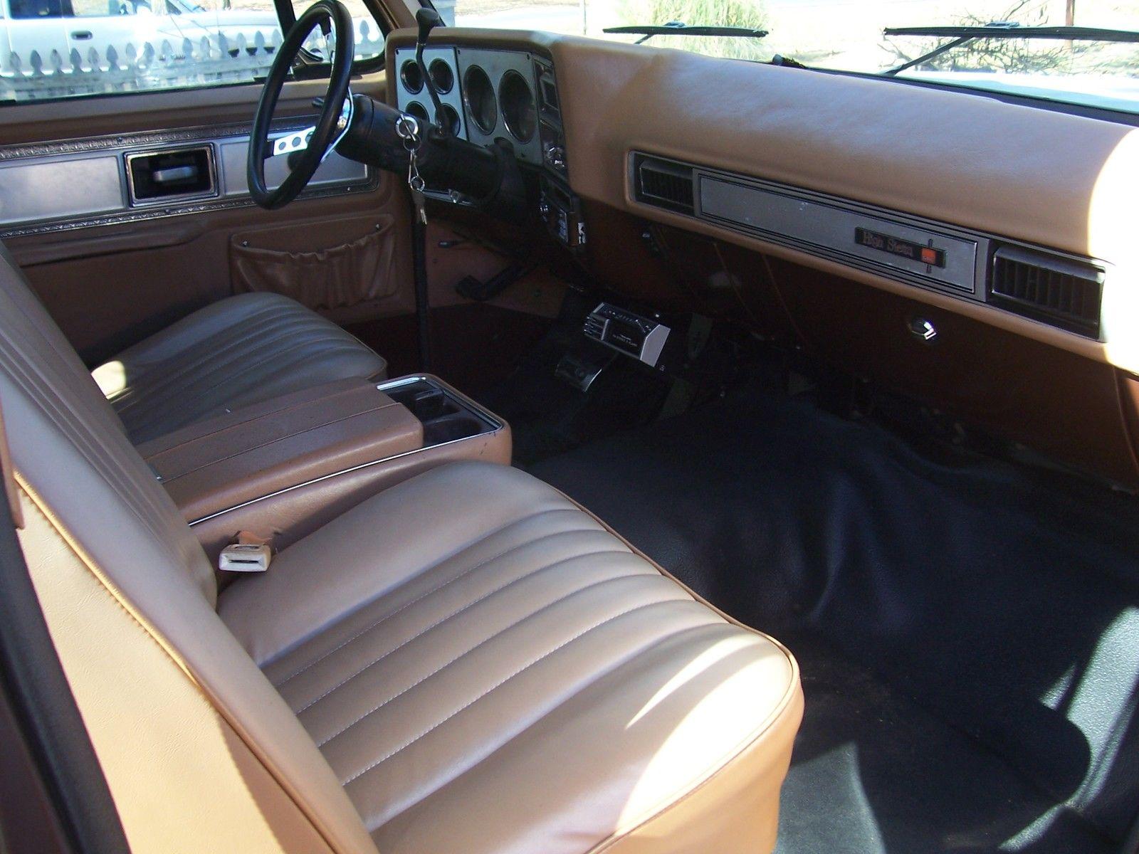 VERY NICE 1979 GMC JIMMY CHEVROLET BLAZER K5 2WD C-10 HOT ...