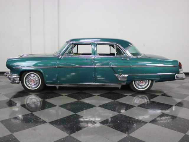 VERY NICE 50'S LINCOLN! 317 V8 RUNS GREAT! COLD A/C AND LOTS