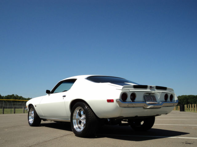 very slick 1970 chevy camaro z28 4 speed tribute gm 70 71 72 73 69 68 67 74 75   classic