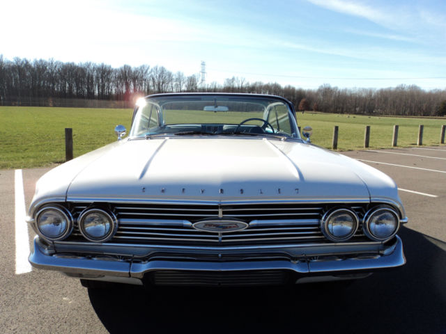 Very slick chevy impala 350 700r4 gm 1960 55 56 57 58 59 60 61 62 63 64 65 classic chevrolet
