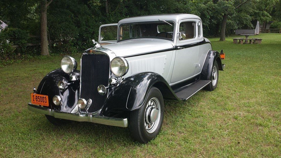 Vintage 1933 Dodge Brothers Coupe Classic Dodge Other 1933 For Sale