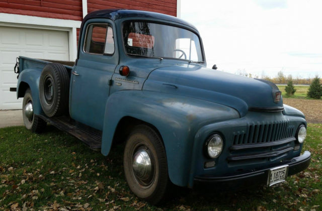 harvester international pickup vintage