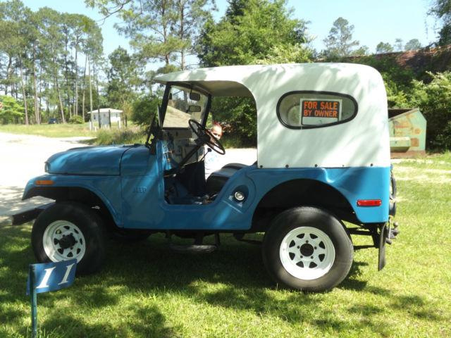 1970 Jeep Wrangler Mpg