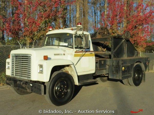 Vintage 1977 International Harvester Loadstar 1700 Reel ...
