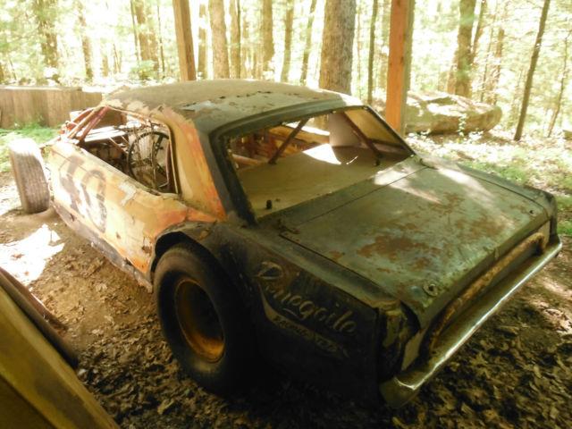 vintage 65 ford mustang latemodel asphalt race car california ovel track dirt 49 classic ford. Black Bedroom Furniture Sets. Home Design Ideas