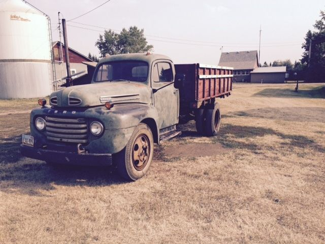 vintage antique rat rod 1949 ford f 5 farm truck running condition classic ford f 5 1949. Black Bedroom Furniture Sets. Home Design Ideas