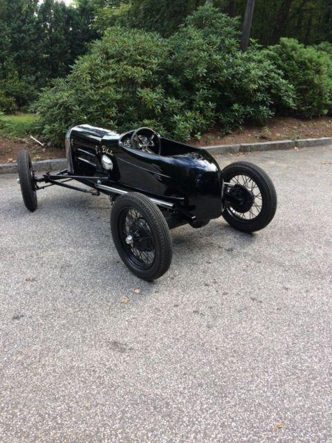 Vintage Style Single Seat Race Car Sprint Car Trog Car Hot Rod