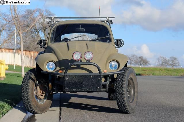 Volkswagen Baja, Thing Beam, Bus Redux Boxes, Newer Engine * VIDEOS * - Classic Volkswagen ...