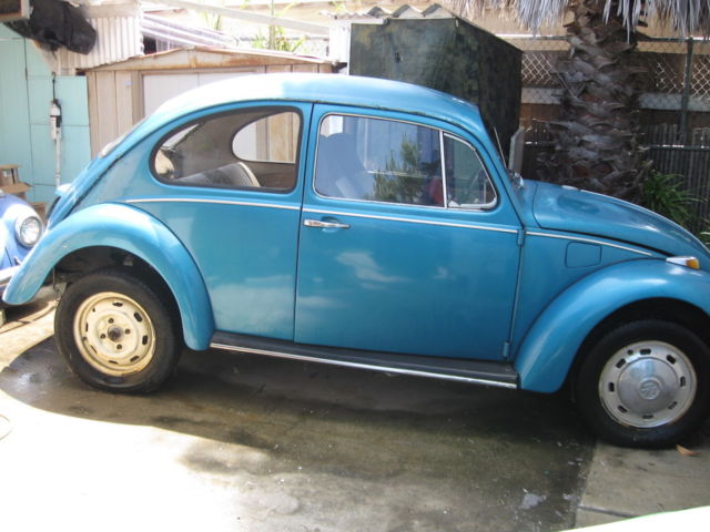 Volkswagen: Beetle - Classic And VW Parts Bundle - Classic