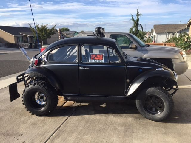 Volkswagen Beetle Vw Baja Bug Classic Volkswagen Beetle